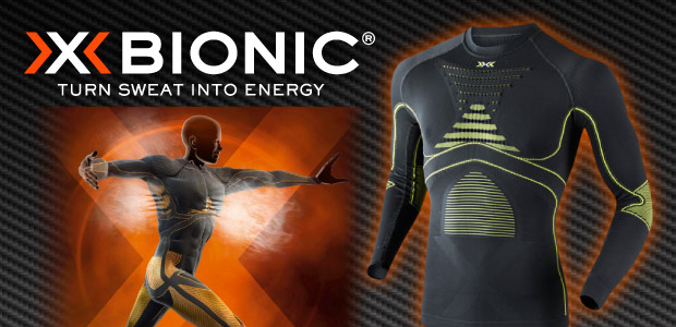 Il sudore in energia: X-Bionic