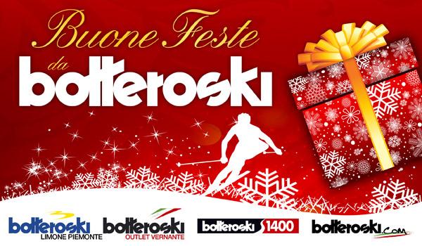 Buone feste da Bottero Ski!!