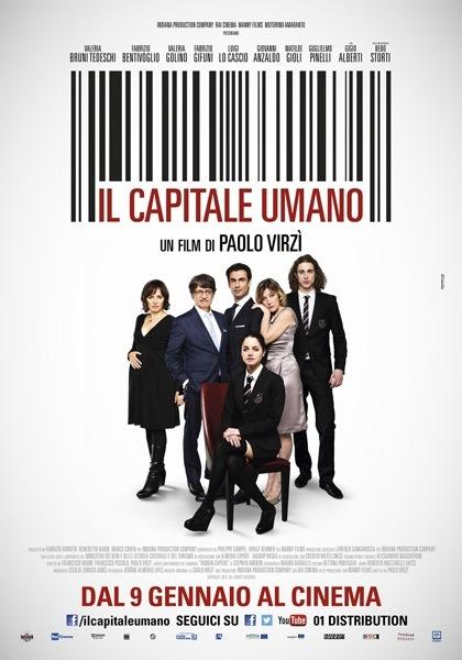 """""""Il capitale umano"""": domani sera al Cineteatro La Confraternita"""