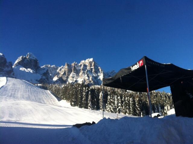 Head: uno ski test da campioni!!