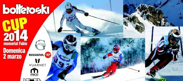 BotteroSkiCup 2014, -12 giorni!!!