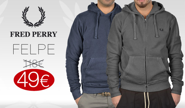 FRED PERRY per l'uomo SPORTY-CHIC!