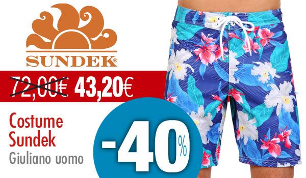SUNDEK: una vendita flash tutta per il mare!!! -