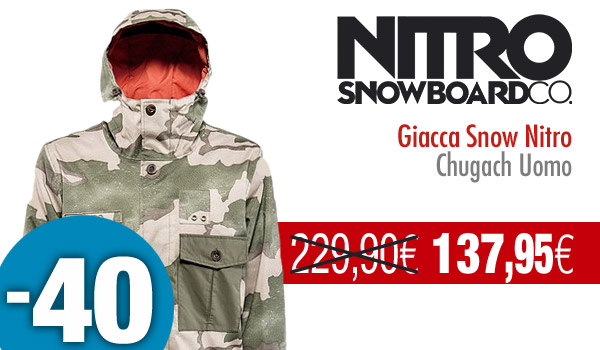 NITRO e RIDE per veri snowboards addicted!!!