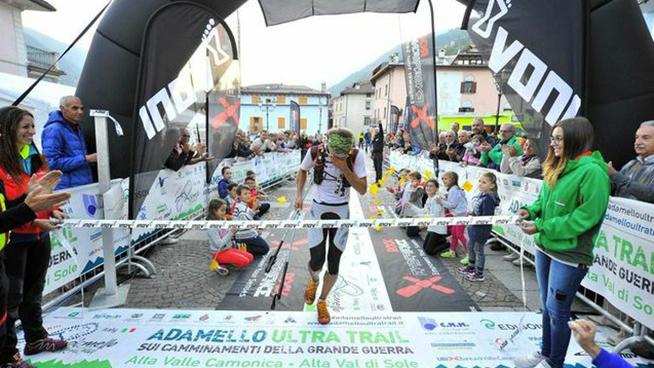 Il grande risultato di Mauro Giraudo all'Adamello Ultra Trail!!!