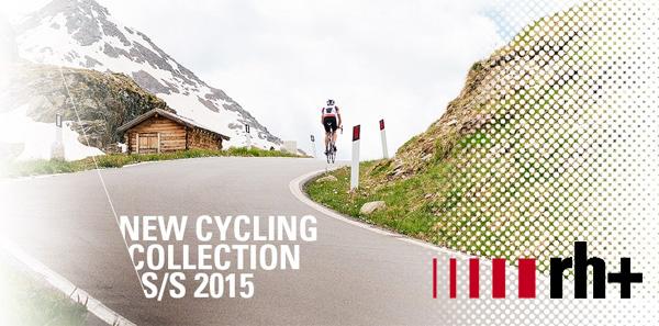 Zero Rh+: tecnologia e stile nella collezione cycling 2015