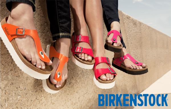 La comodità ai tuoi piedi con Birkenstock