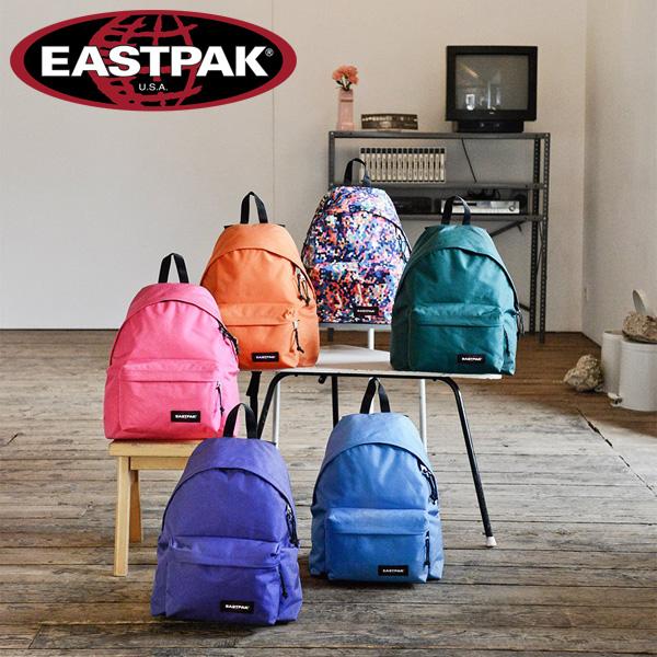 Eastpak: nuovi colori per iconici zaini e borse per l'inverno 2016