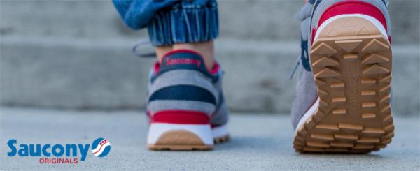more photos 3aeab bd53f Sneakers Saucony, scopri le novità per l'inverno 2016 ...