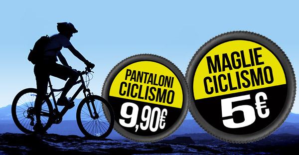 A Limone maglie e pantaloni bike a un prezzo incredibile!