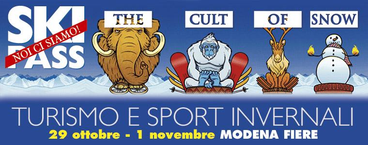Botteroski allo Skipass di Modena: dal 29 ottobre al 1° novembre passa a trovarci