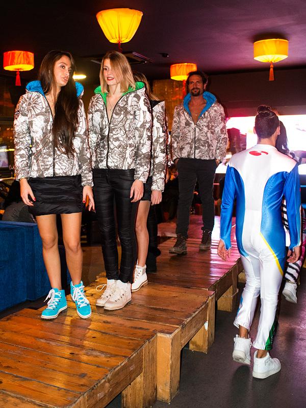 Grande successo per la sfilata di moda Botteroski a Montecarlo: ecco la gallery