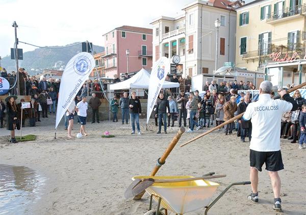 Grande successo per la 1° edizione di Footgolf in spiaggia