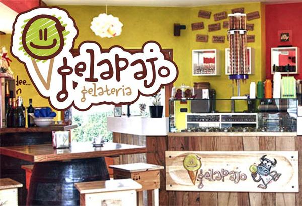 Gelapajo, gusta il gelato artigianale anche da Bottero Ski!