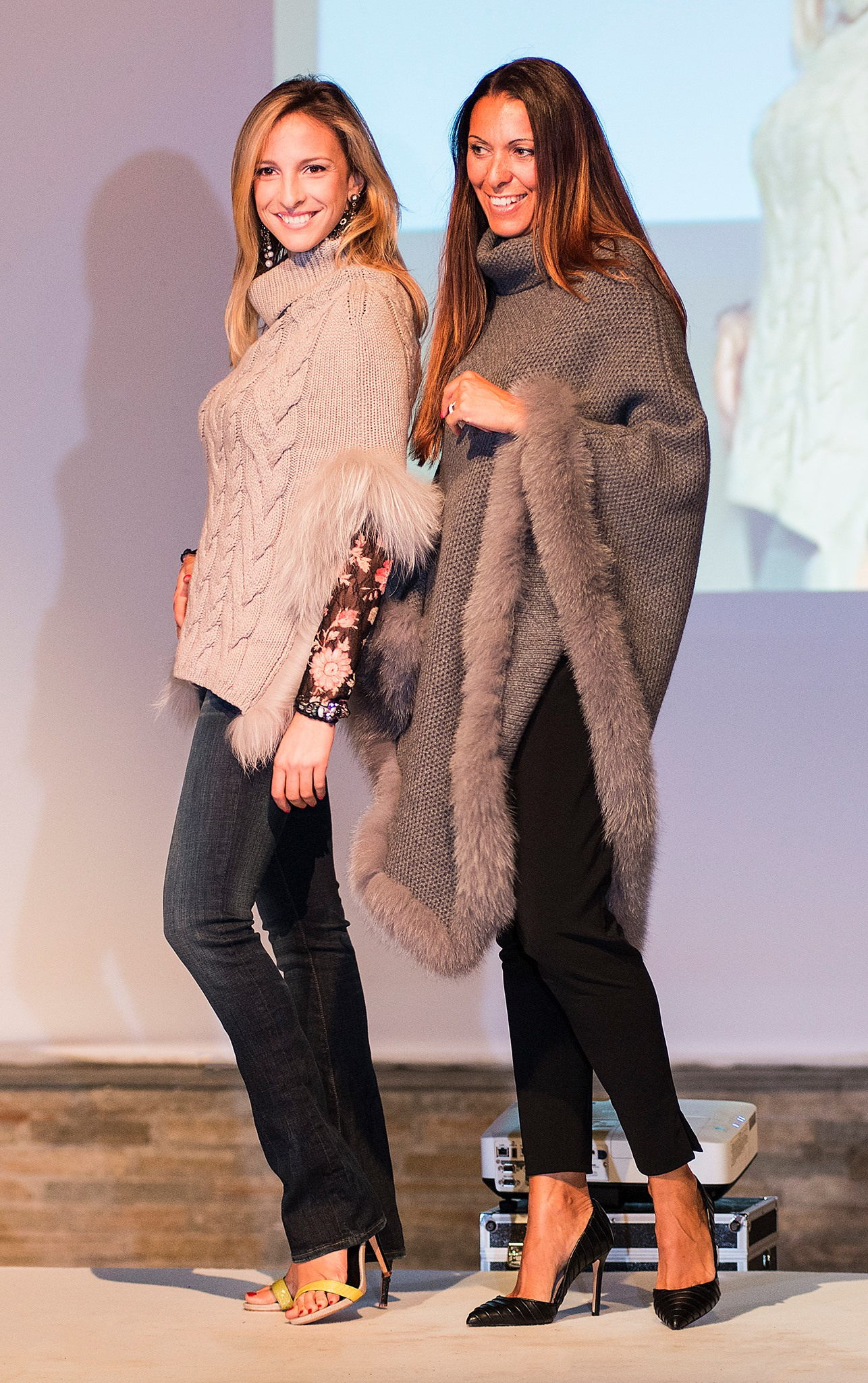 sfilata botteroski vernante moda inverno 2017