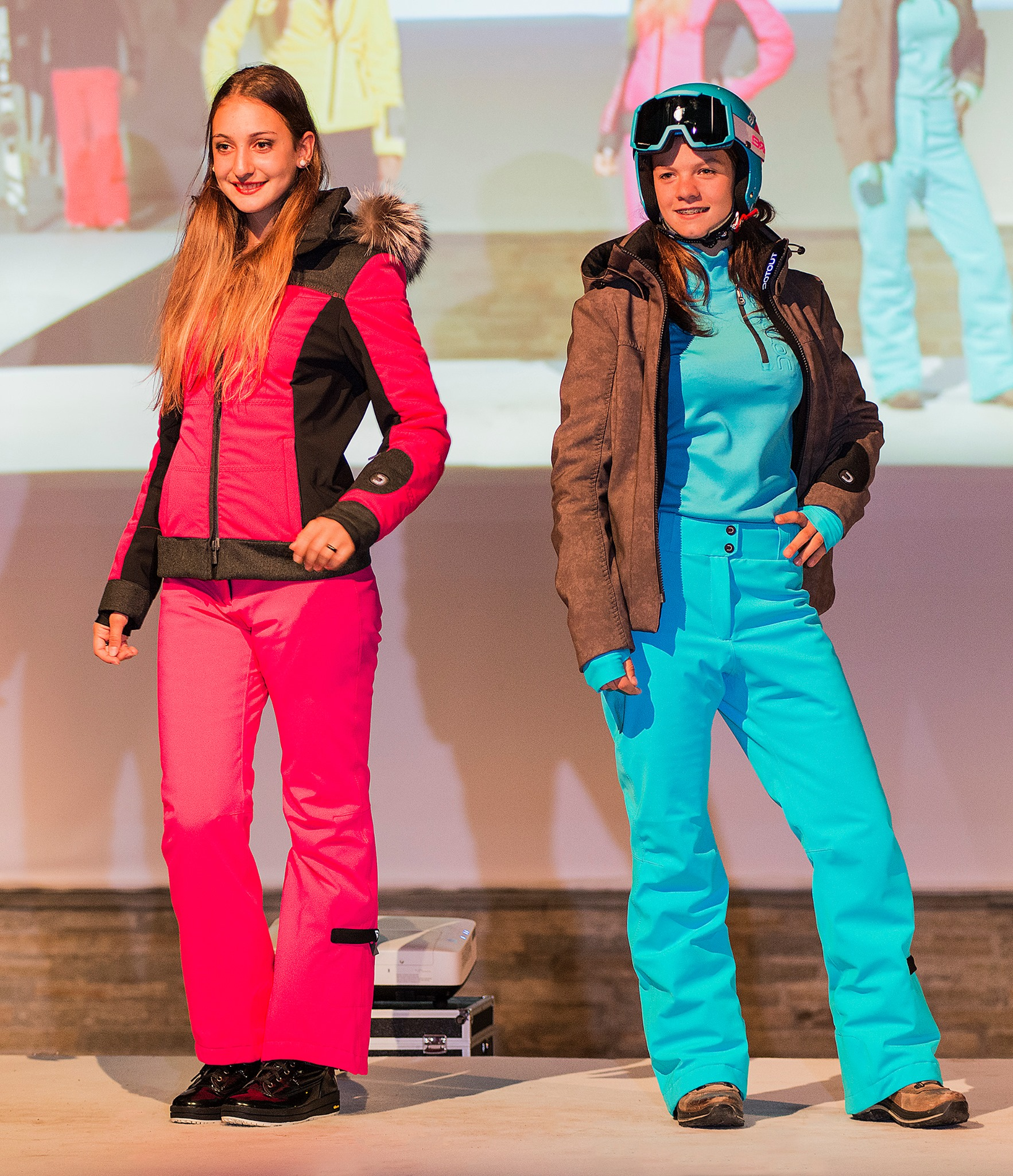 sfilata botteroski vernante 2016 sci inverno 2017