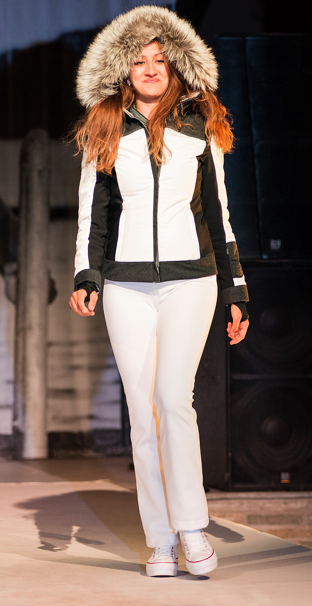 sfilata botteroski vernante 2016 abbigliamento sci