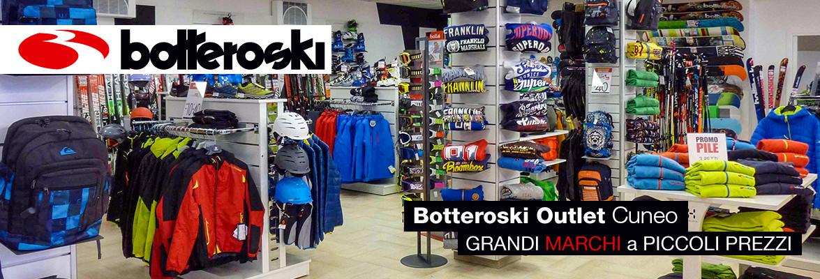 outlet Bottero Ski Cuneo
