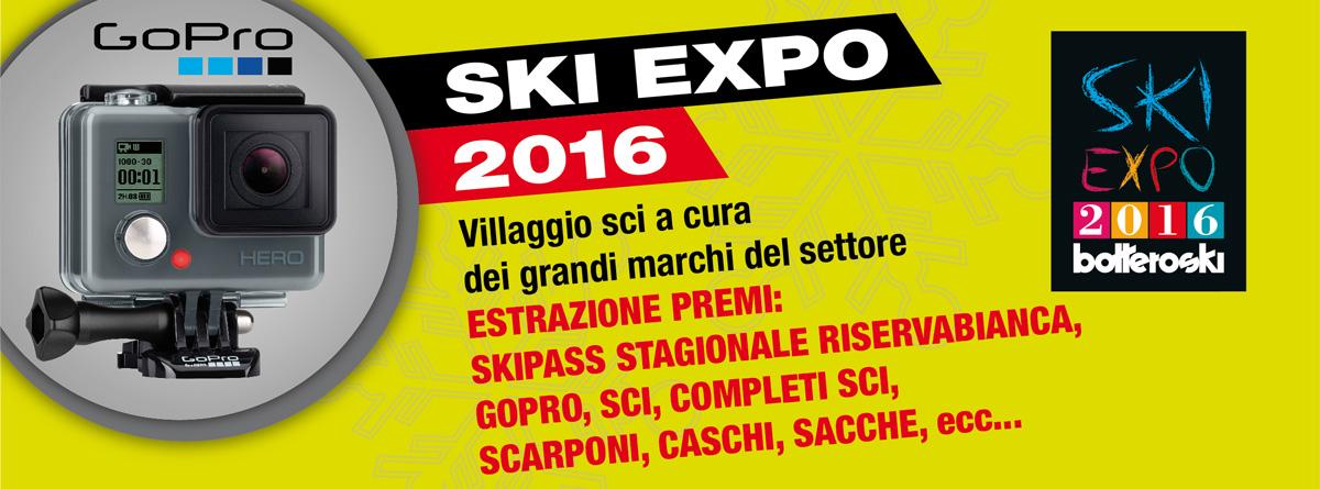 Ski Expo 2016: ecco le novità novità inverno 2017