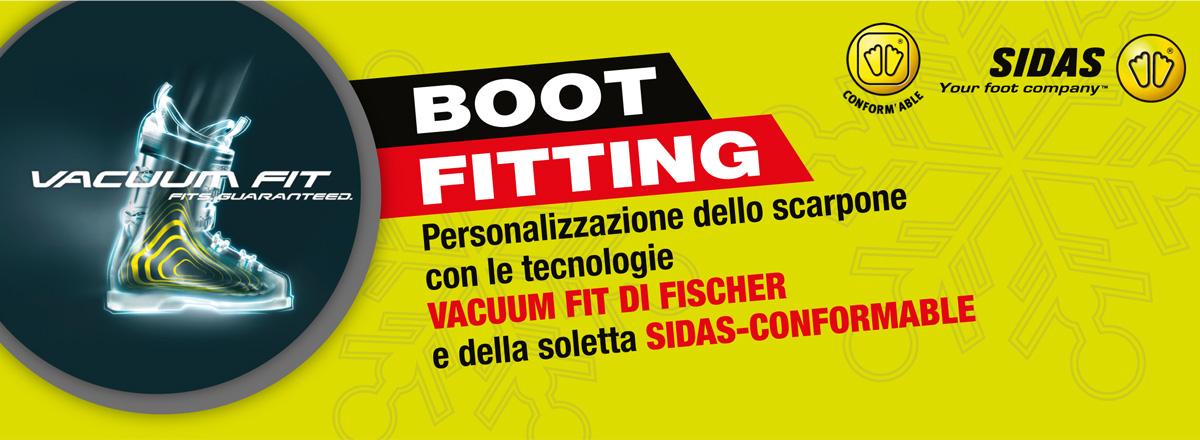 Boot Fitting del 12 e 13 novembre: un weekend dedicato agli addetti ai lavori da Bottero Ski