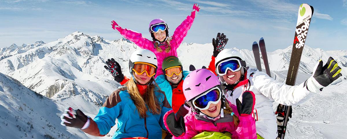 Noleggio Botteroski: tutto quello che ti serve per divertirti sulla neve!