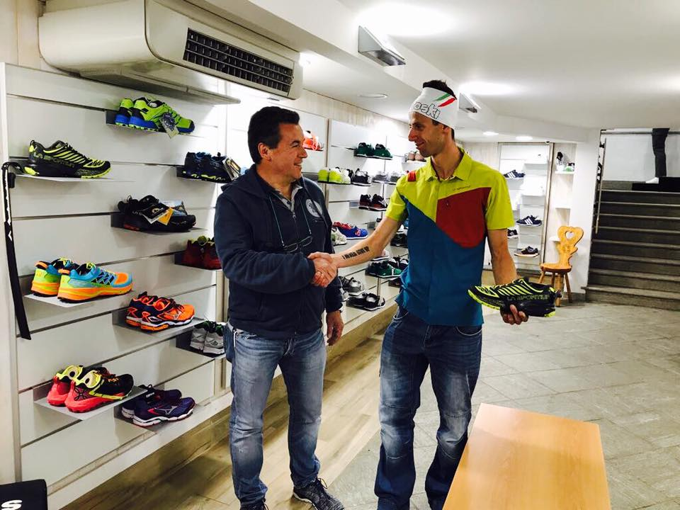 Bottero Ski sponsor dei campioni Marco Moletto e Fabio Cavallo
