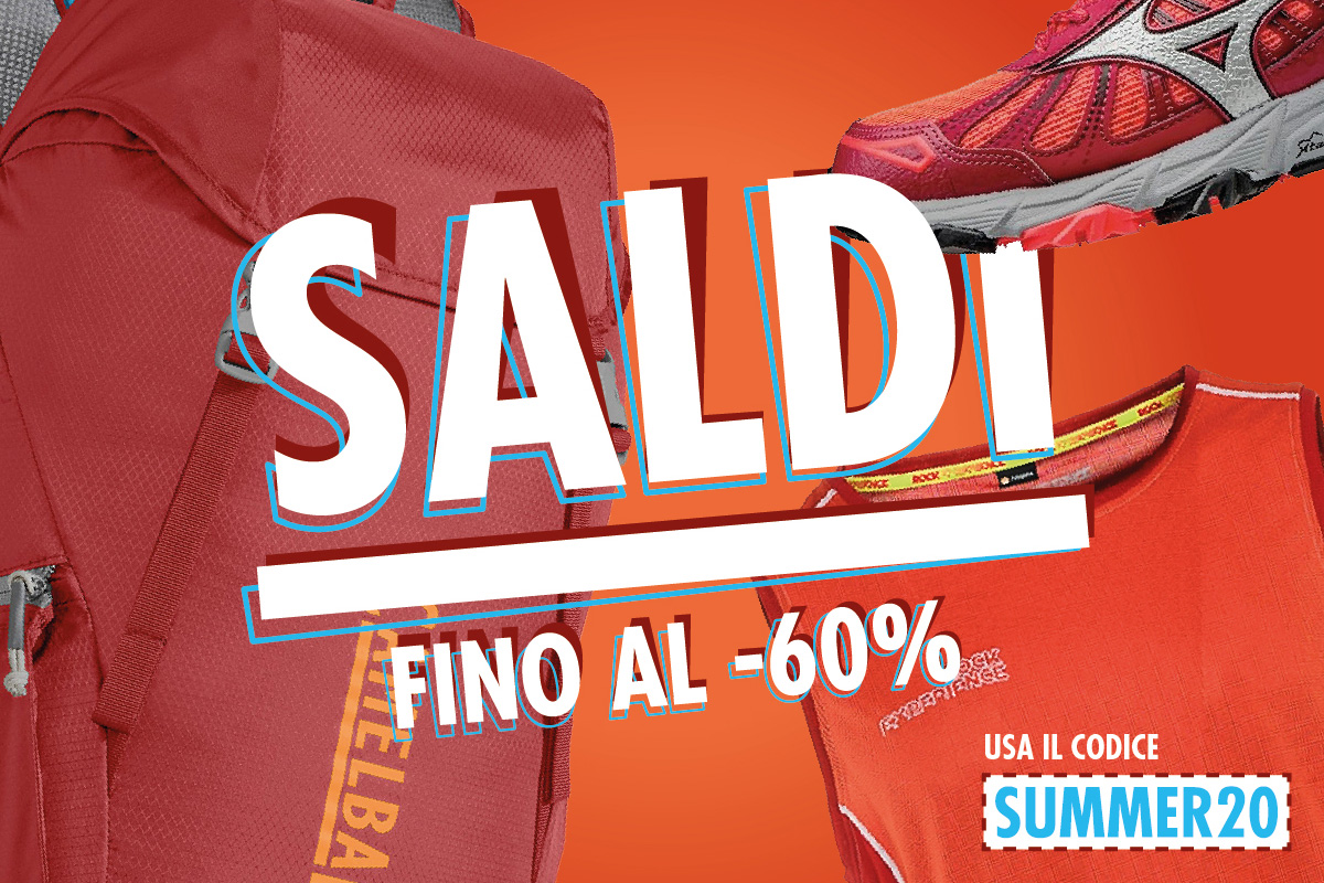 saldi fino al 60% estate 2017 botteroski