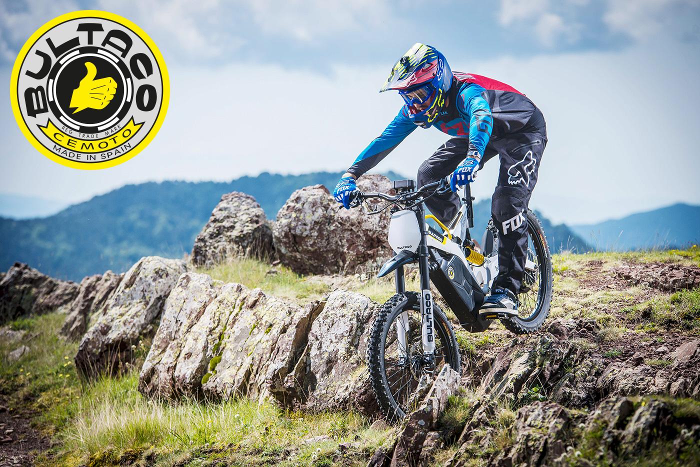 bultaco trail bike elettriche