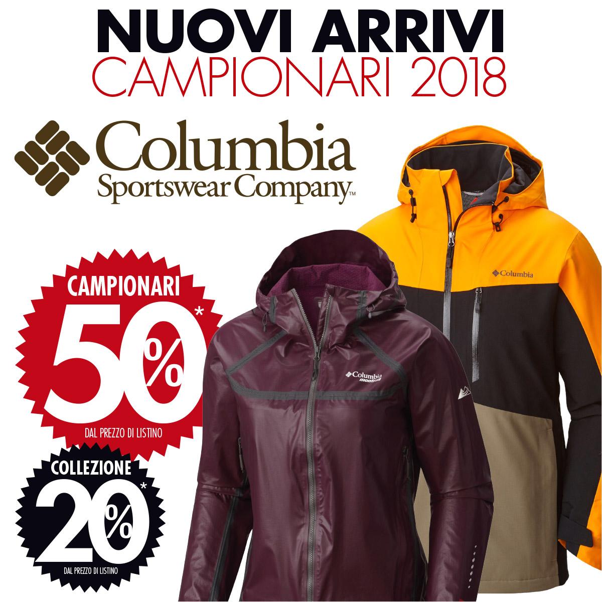 Promo-VERNANTE-COLUMBIA-CAMPIONARI_Sconto50_BannerNewsletter