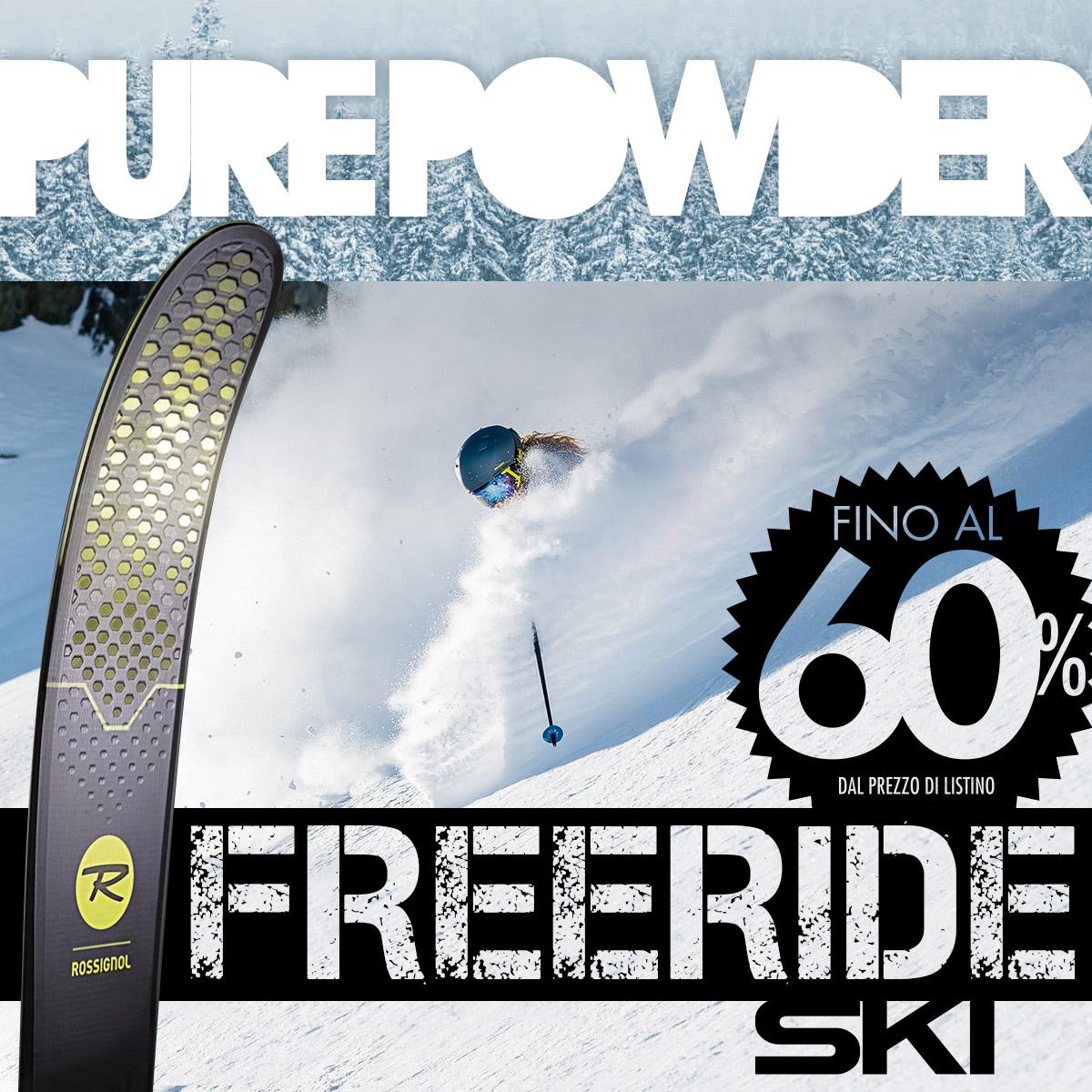 promo sci freeride
