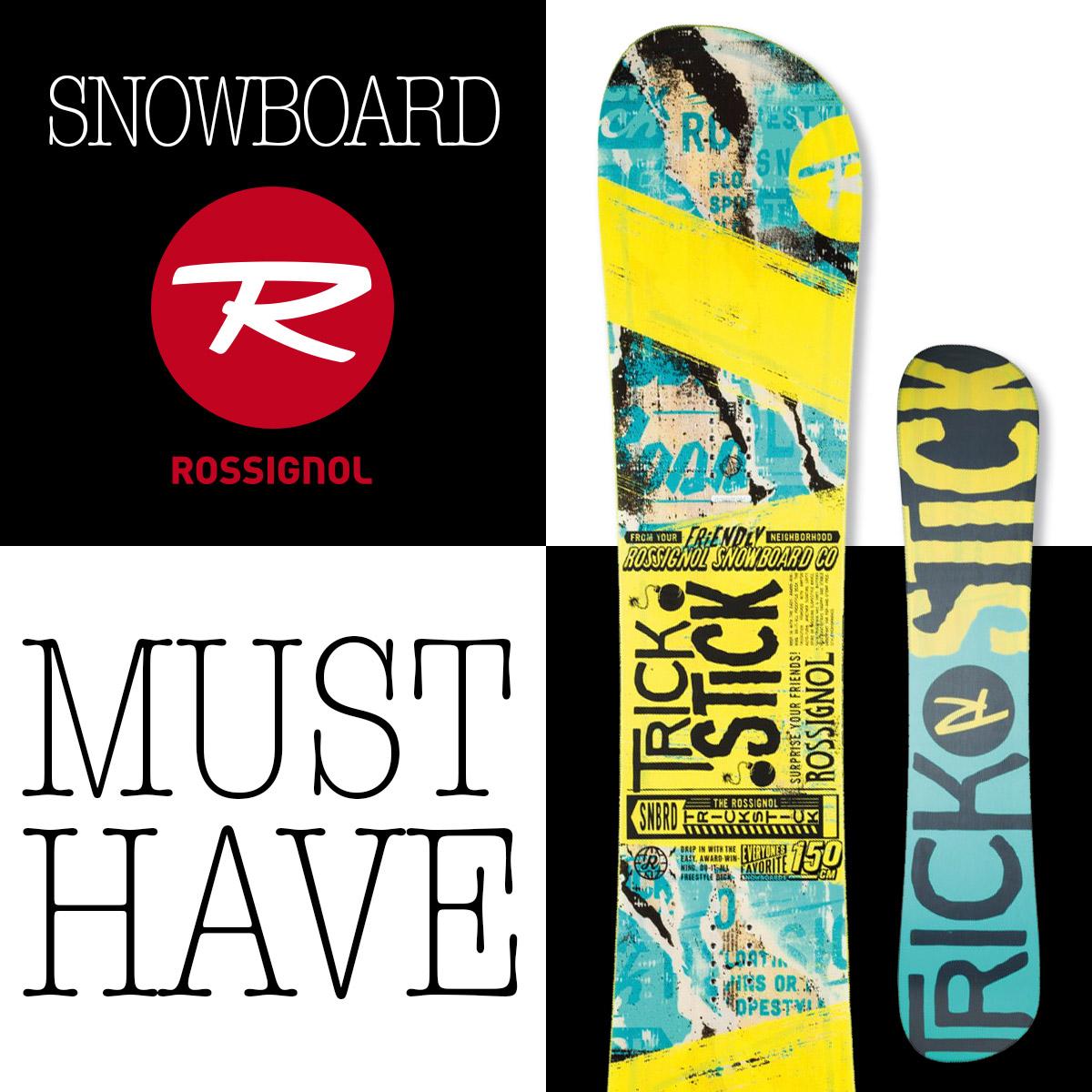 Promo Snowboard Rossignol Sconto 50