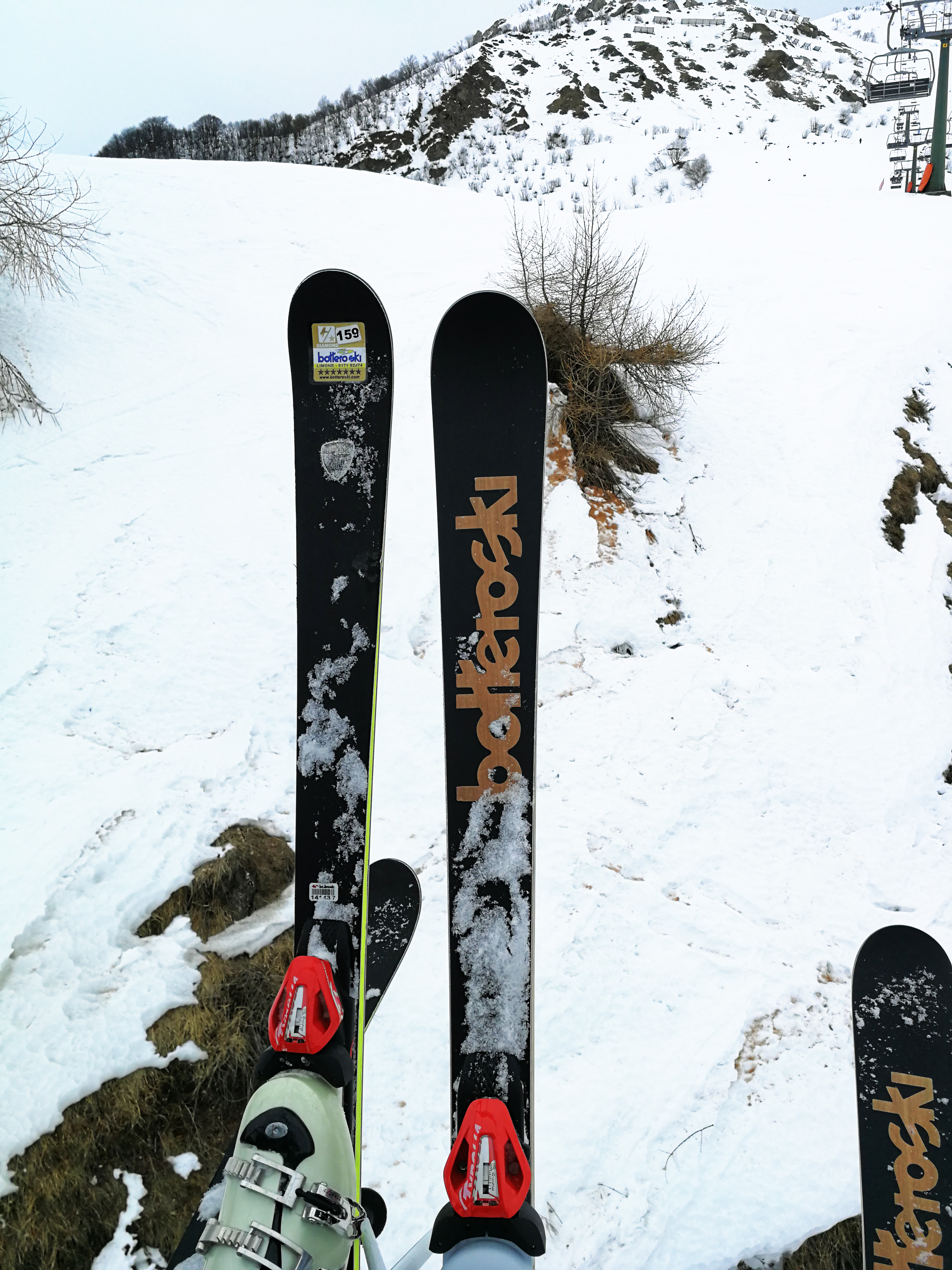 sci bottero ski elite e grand elite