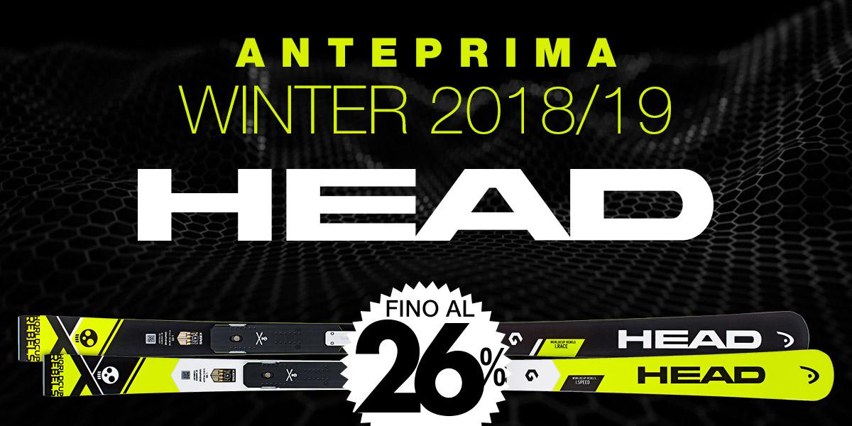 I nuovi sci Head inverno 2019 in anteprima da Bottero Ski!