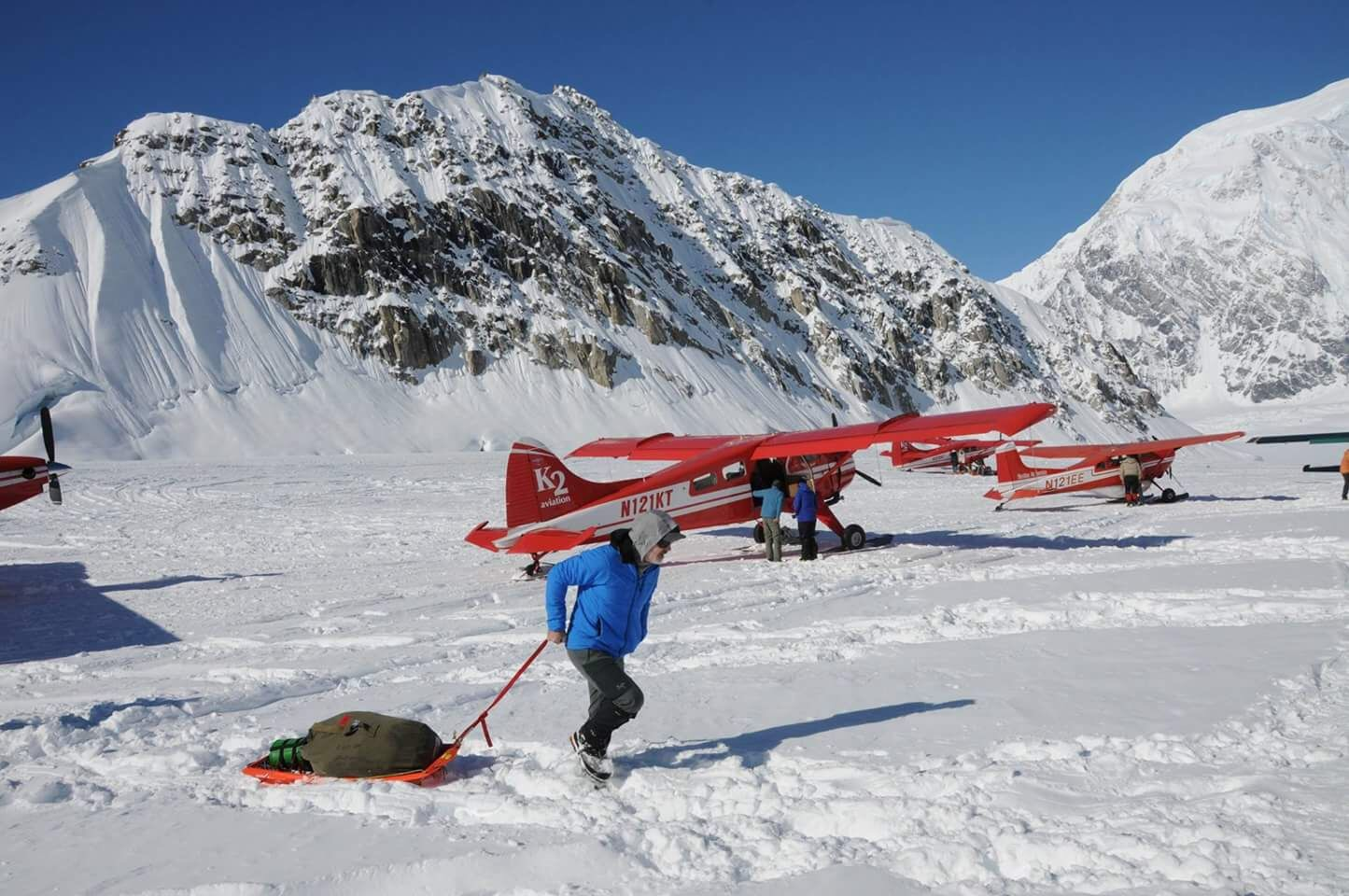 "Alaska Denali, ""Caravanserai"" con Sebastiano Audisio"