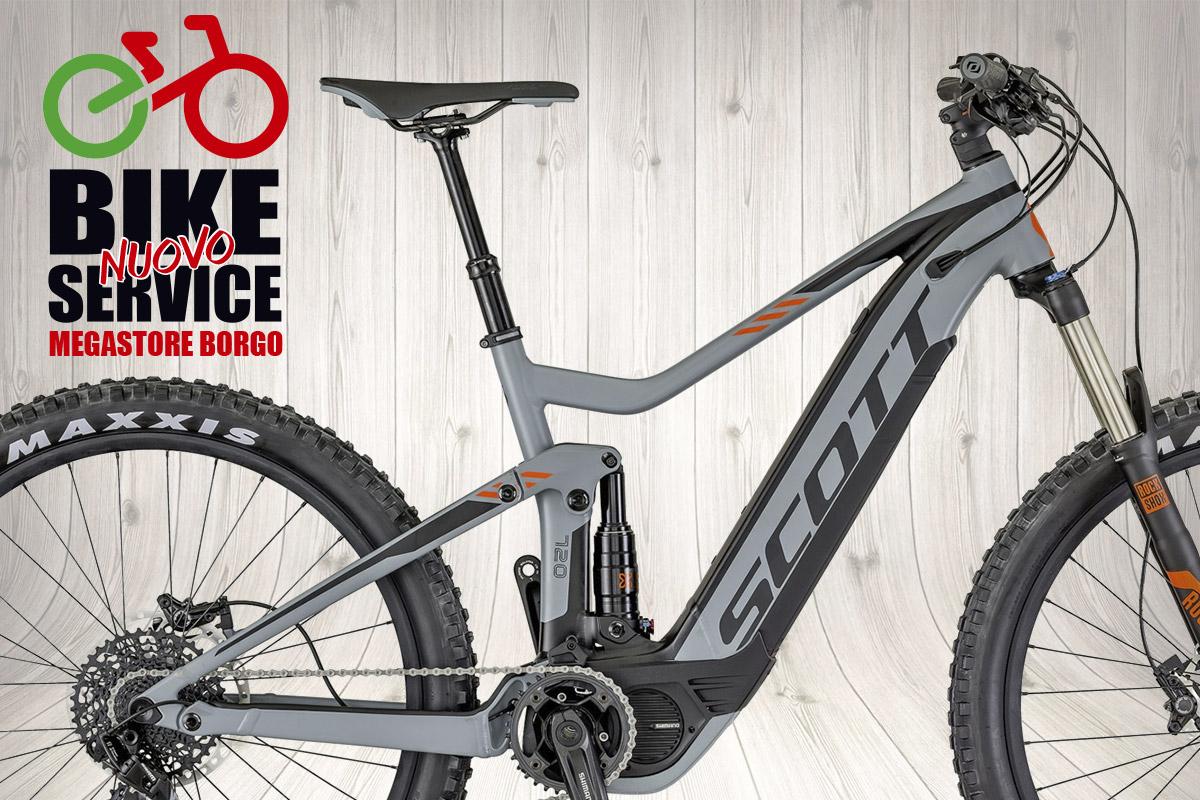 Nuovo reparto e-bike al mega store di Borgo 2000
