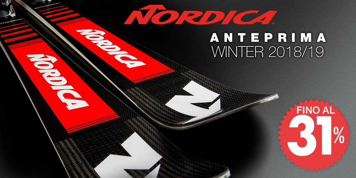 Anteprima Nordica inverno 2019: ecco le novità