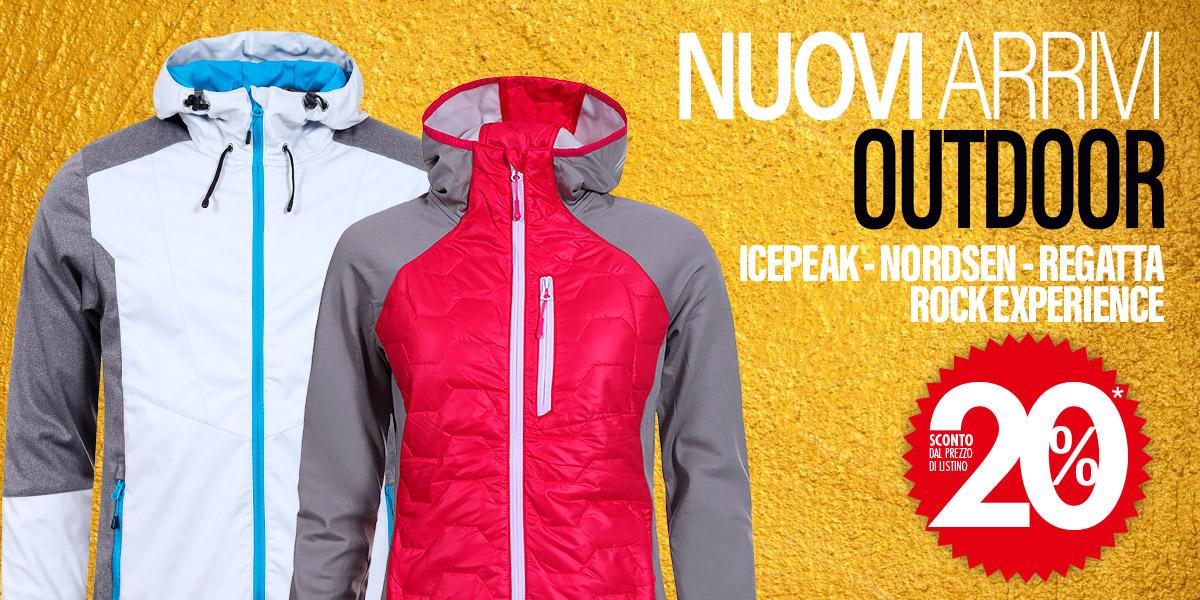 Abbigliamento outdoor: da Bottero Ski con lo sconto del 20%