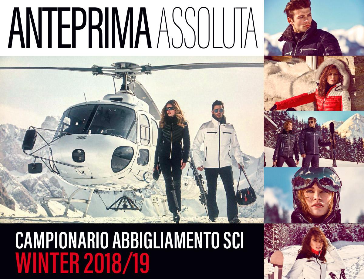 Toni Sailer: antemprima assoulta inverno 2019