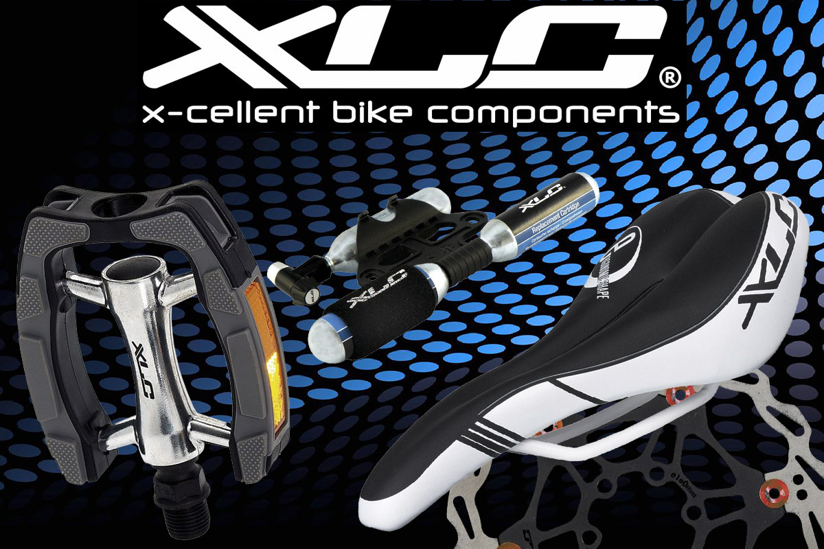 Accessori bike XLC: high-tech, performance & design