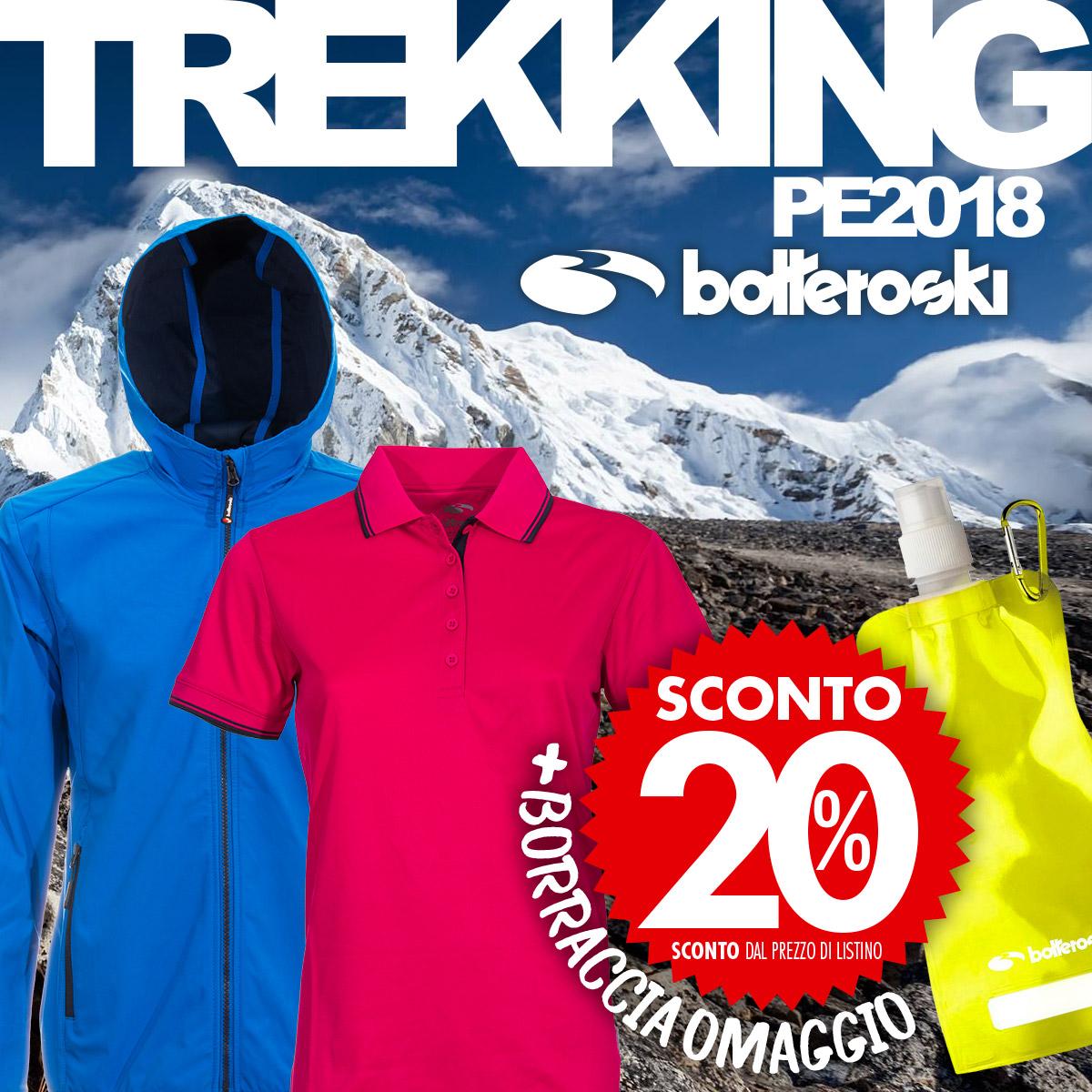 Promo TREKKING BOTTEROSKI Sconto 20