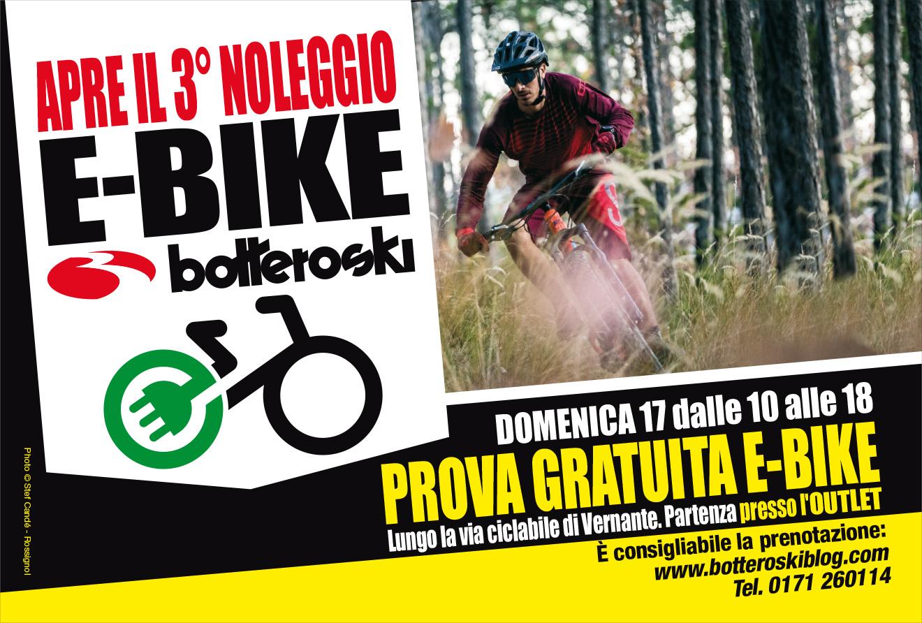 Prova gratis le nostre bici elettriche!