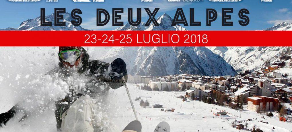 Ski test Bottero Ski a Les Deux Alpes!