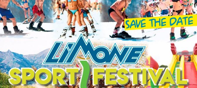 Limone Sport Festival, appuntamento il 14 e 15 luglio