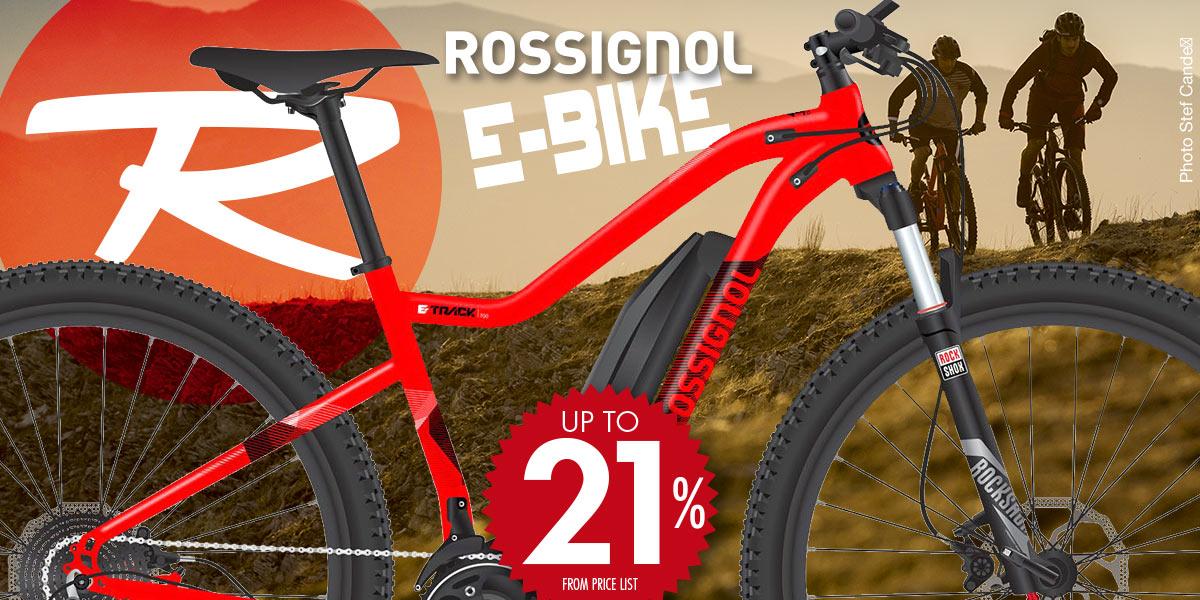 Le migliori e-bike con sconto fino al 20%