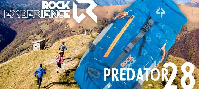 Zaino Rock Experience Predator 28 a soli 39 euro!