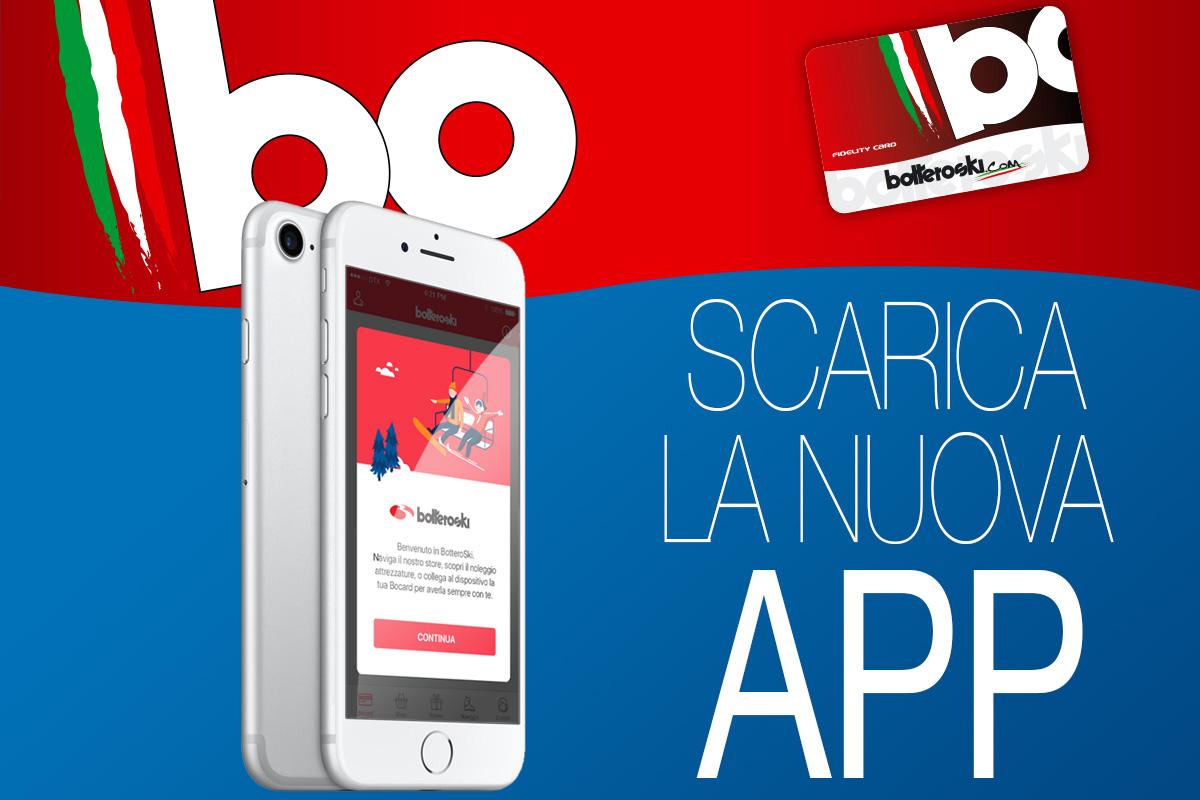 BoCard: scarica la nuova app Botteroski!