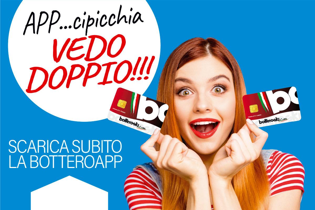 APP…cipicchia: punti doppi con la tua BoCard!