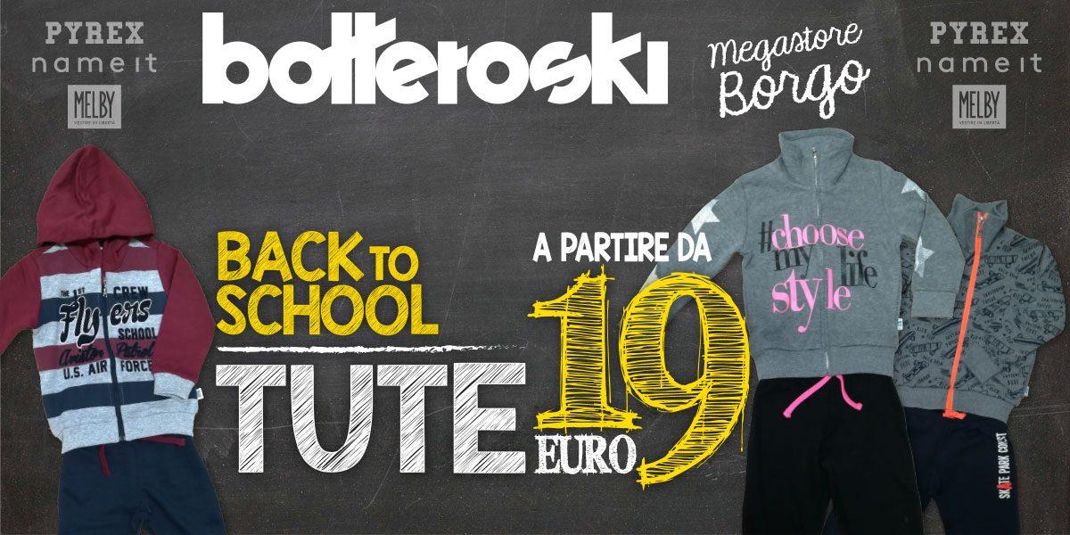 Back to school: scopri le nostre offerte!