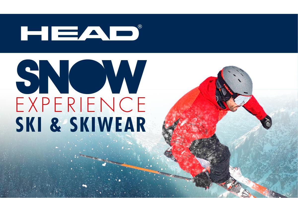 Head snow experience: scopri la collezione 2018-19