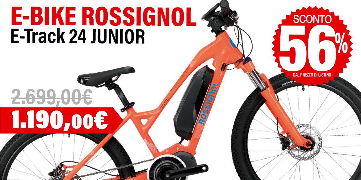 Scopri le e-bike nuove e usate a prezzi incredibili!